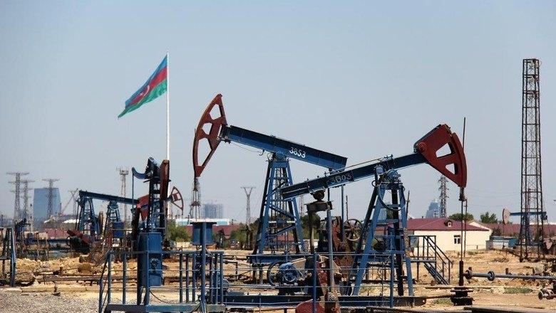Avqustda gündəlik xam neft hasilatı 596,1 min barel olub